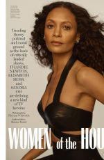 THANDIE NEWTON in Marie Claire Magazine, May 2019 Issue