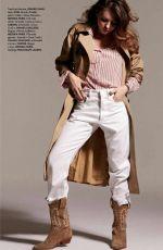 THYLANE BLONDEAU in Elle Magazine, France April 2019