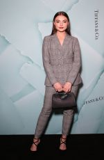 TIARNE COUPLAND at Tiffany & Co. Store Opening in Sydney 04/05/2019