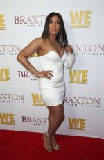 TONI BRAXTON at Braxton Family Values, Season 6 Premiere in Hollywood 04/02/2019