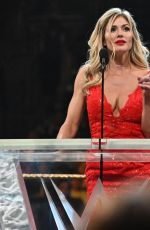 TORRIE WILSON at WWE Hall of Fame Ceremony 04/06/2019