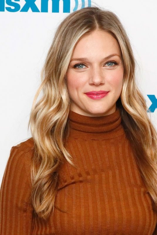TRACY SPIRIDAKOS at SiriusXM in New York 04/23/2019