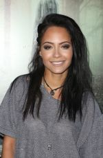 TRISTIN MAYS at The Curse of La Llorona Premiere in Hollywood 04/15/2019