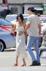 VANESSA HUDGENS at Blue Bottle Coffee in Los Angeles 04/10/2019