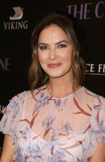 VICTORIA HILL at The Chaperone Premiere in Los Angeles 04/03/2019