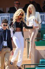 VICTORIA SILVSTEDT at Rolex Monte-carlo Masters in Monaco 04/18/2019