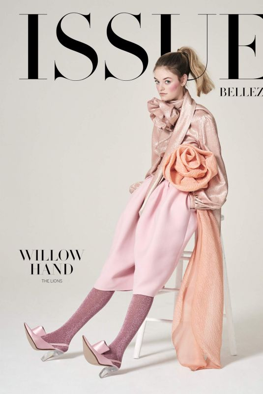 WILLOW HAND in Issue Magazine, April 2019