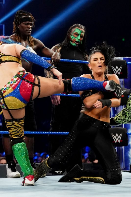 WWE - Smackdown Live 04/02/2019