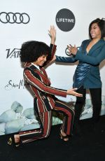 YARA SHAHIDI at Variety's Power of Women Presented by Lifetime in New York 04/05/2019