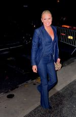 YOLANDA HADID Arrives at Gigi Hadid's Birthday Party in New York 04/22/2019