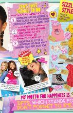 ZENDAYA in Go Girl Magazine, 2019