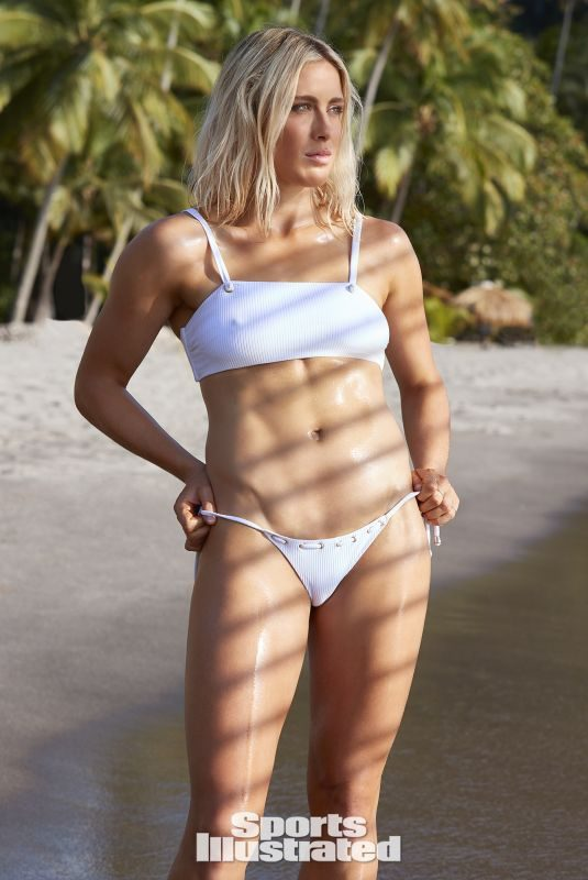 ABBY DAHLKEMPER in Sports Illustrated Swimsuit 2019 Issue