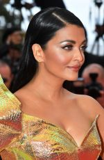 AISHAWARYA RAI at A Hidden Life Premiere in Cannes 05/19/2019