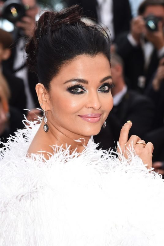 AISHWARYA RAI at La Belle Epoque Screening at 72nd Annual Cannes Film Festival 05/20/2019