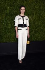 AISLING FRANCIOSI at 14th Annual Tribeca Film Festival Artists Dinner Hosted by Chanel 04/29/2019