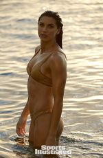 ALEX MORGAN in Sports Illustrated Swimsuit 2019 Issue