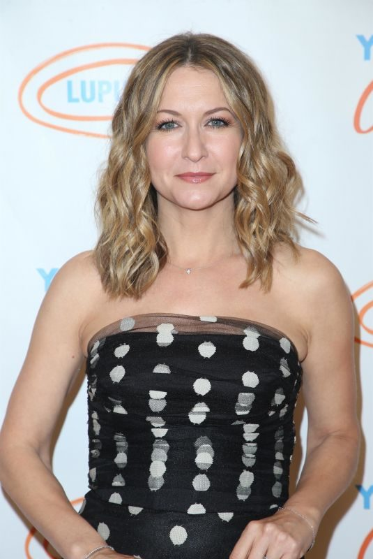 ALI HILLIS at Lupus LA Orange Ball in Beverly Hills 05/04/2019
