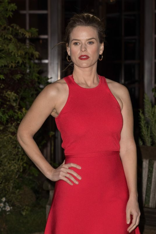 ALICE EVE at JW Marriott Grosvenor House 90th Anniversary Party in London 04/30/2019