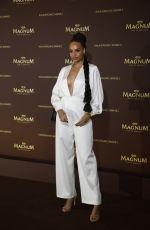 ALICIA AYLIES at Magnum x Rita Ora Party at Cannes Film Festival 05/16/2019