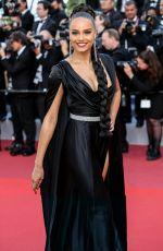 ALICIA AYLIES at Rocketman Screening at 2019 Cannes Film Festival 05/16/2019