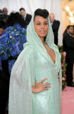 ALICIA KEYS at Met Gala 2019 in New York 05/06/2019