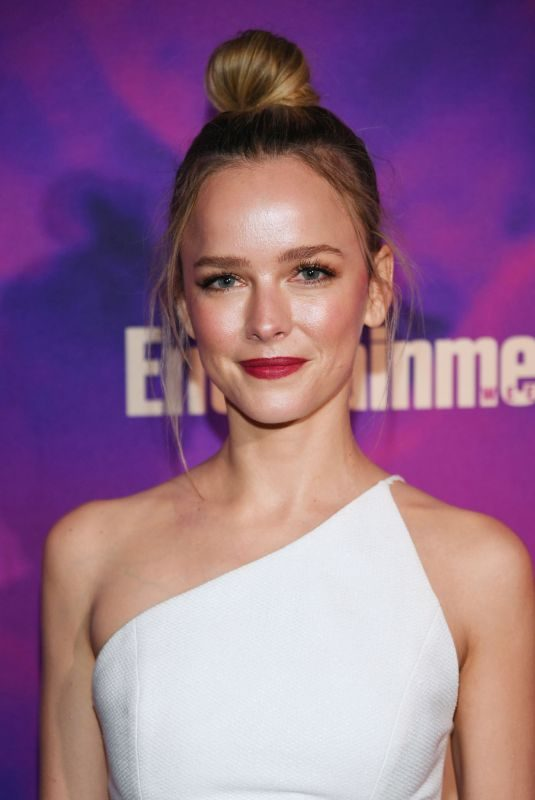 ALLISON MILLER at Entertainment Weekly & People New York Upfronts Party 05/13/2019