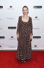 ALLISON MILLER at Teen Line 2019 Food for Thought Brunch 05/05/2019