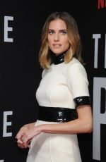 ALLISON WILLIAMS at The Perfection Screening in New York 05/21/2019