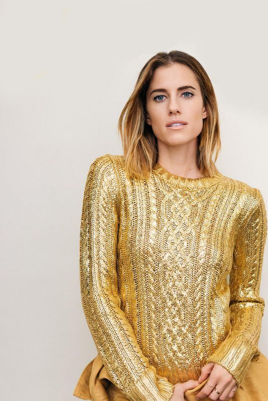 ALLISON WILLIAMS for The Sunday Times Style 2019