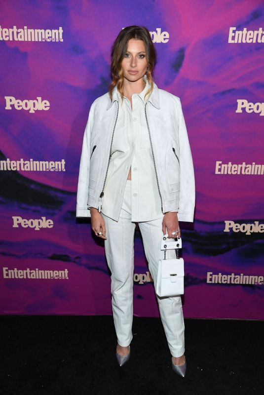 ALY MICHALKA at Entertainment Weekly & People New York Upfronts Party 05/13/2019