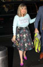 AMANDA FULLER Arrives at Mandarin Oriental Hotel in New York 05/13/2019