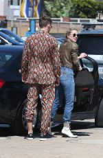 AMBER HEARD Arrives at Nobu in Malibu 05/24/2019