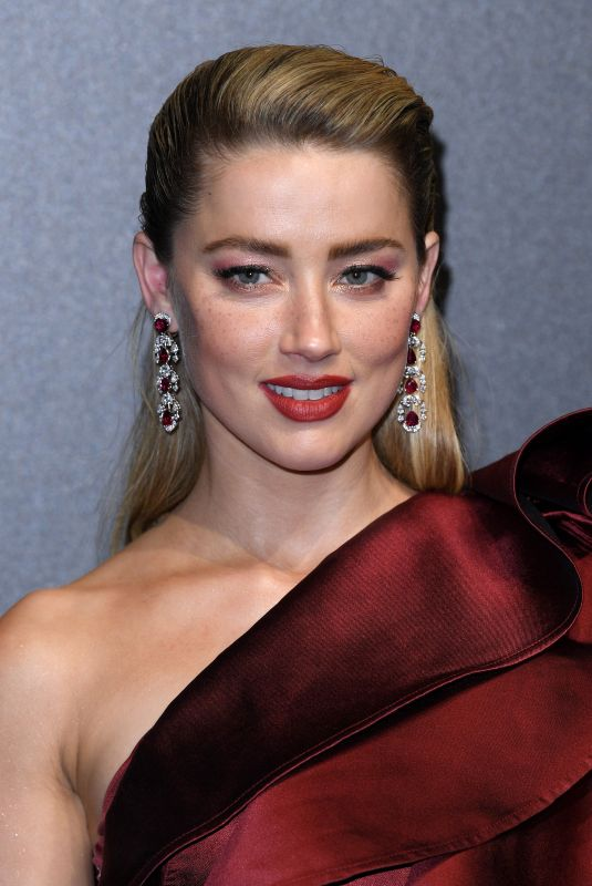 AMBER HEARD at Chopard Party at 2019 Cannes Film Festival 05/17/2019