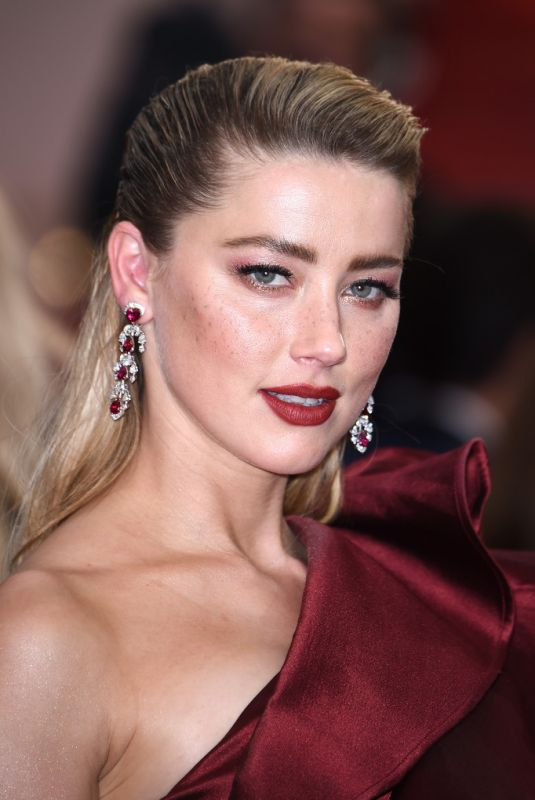 AMBER HEARD at Pain and Glory Premiere at Cannes Film Festival 05/17/2019