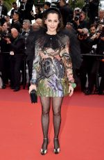 AMIRA CASAR at The Dead Don't Die Premiere and Opening Ceremony of 72 Annual Cannes Film Festival 05/14/2019