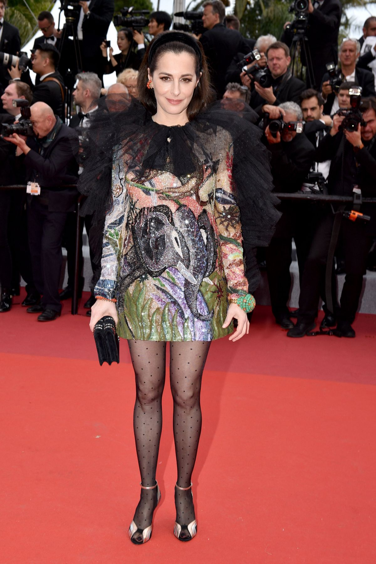 Amira Casar At The Dead Don T Die Premiere And Opening