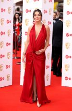 AMY JACKSON at Virgin Media British Academy Television Awards 2019 in London 05/12/2019