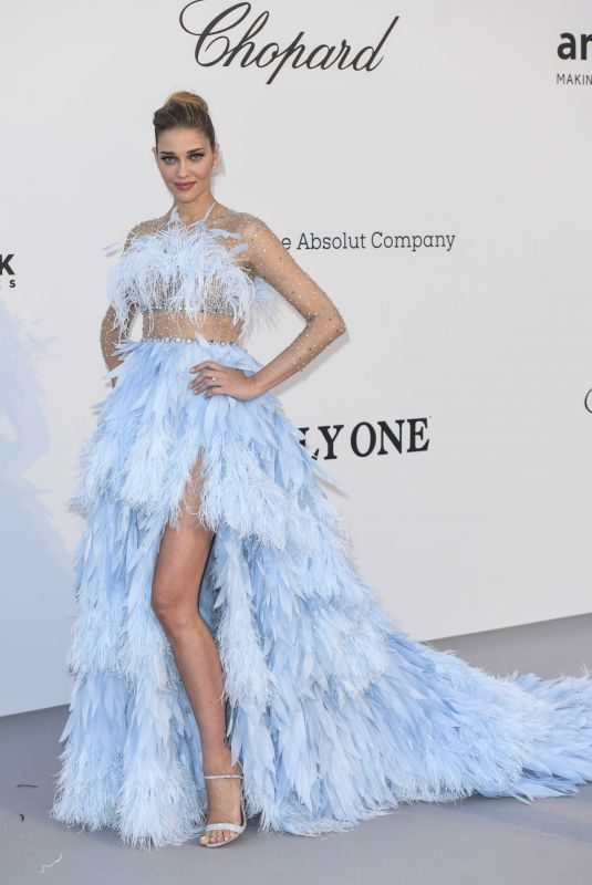ANA BEATRIZ BARROS at Amfar Cannes Gala 2019 05/23/2019