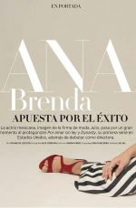 ANA BRENDA CONTRERAS in Vanidades Magazine, Mexico May 2019
