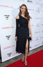ANDI MATICHAK at Assimilate Premiere in Beverly Hills 05/22/2019