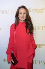 ANDIE MACDOWELL at HFPA & Participant Media Honour Help Refugees at Cannes Film Festival 05/19/2019