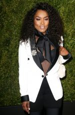 ANGELA BASSETT at 14th Annual Tribeca Film Festival Artists Dinner Hosted by Chanel 04/29/2019