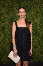 ANGELA SARAFYAN at 14th Annual Tribeca Film Festival Artists Dinner Hosted by Chanel 04/29/2019