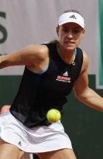 ANGELIQUE KERBER at Roland Garros French Open Tournament 05/26/2019