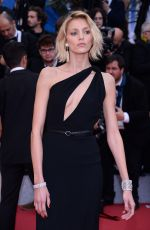 ANJA RUBIK at A Hidden Life Premiere in Cannes 05/19/2019