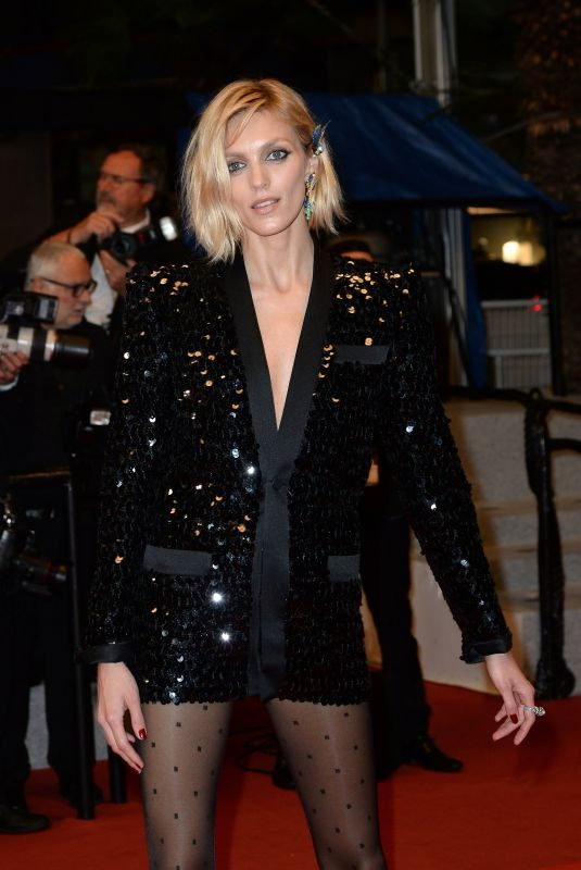 ANJA RUBIK at Lux Aeterna Premiere at 2019 Cannes Film Festival 05/18/2019