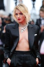 ANJA RUBIK at Pain and Glory Premiere at Cannes Film Festival 05/17/2019
