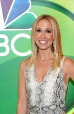 ANNA CAMP at NBCUniversal Upfront Presentation in New York 05/13/2019