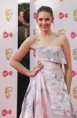 ANNA PASSEY at Virgin Media British Academy Television Awards 2019 in London 05/12/2019