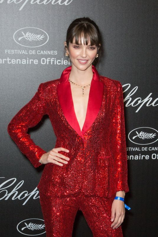 ANNABELLE BELMONDO at Chopard Party at 2019 Cannes Film Festival 05/17/2019
